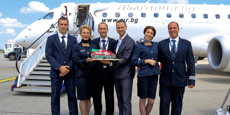Bulgaria Air begins Budapest