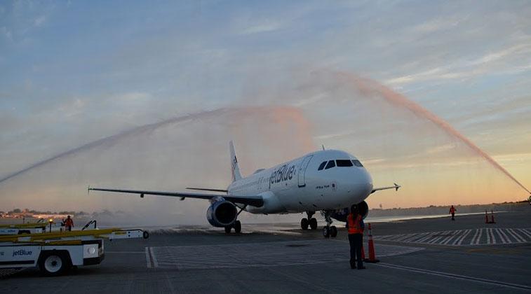 JetBlue Airways Buffalo to Los Angeles 16 June