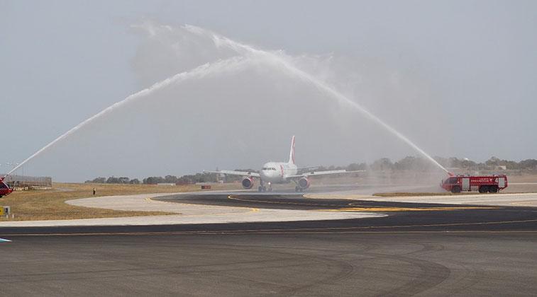 Czech Airlines Prague to Malta 18 June