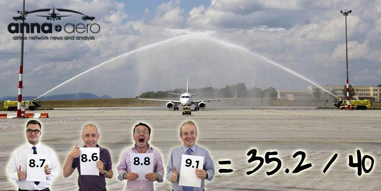 Bulgaria Air Sofia to Budapest 20 June