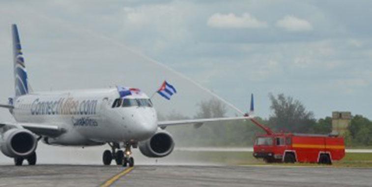 Copa Airlines Panama City to Holguin 21 June