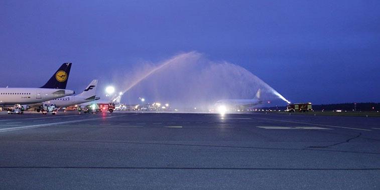 Vueling Rome Fiumicino to Tallinn 21 June