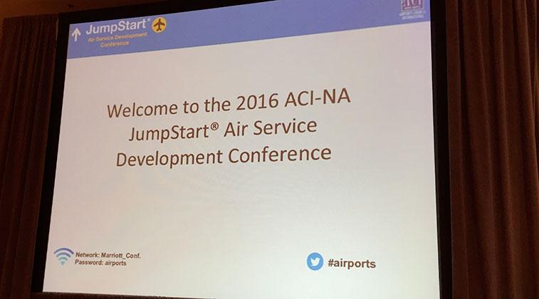 ACI-NA JumpStart Air Service Development Conference