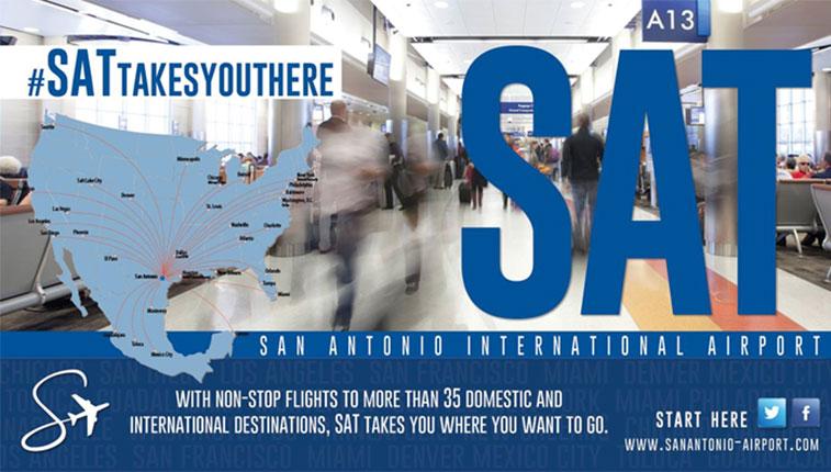 San Antonio International Airport Embraces Ulccs