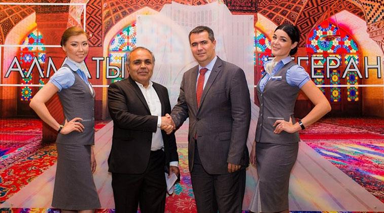 Air Astana traffic up 163% since 2006