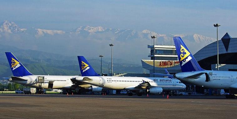 Air Astana traffic up 163% since 2006-1