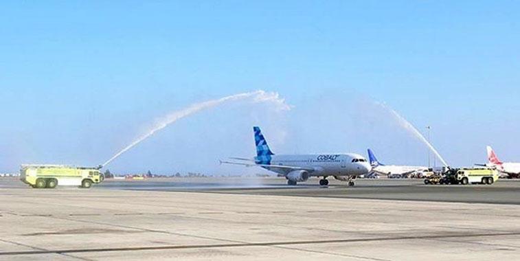 FTWA-Cobalt Larnaca to Athens 7 July