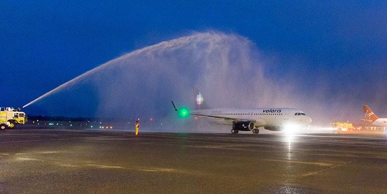FTWA-Volaris Guadalajara to Seattle-Tacoma 7 July