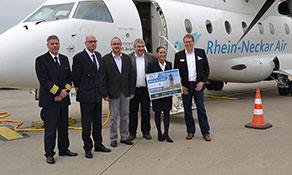 Rhein-Neckar Air adds seasonal Sylt service