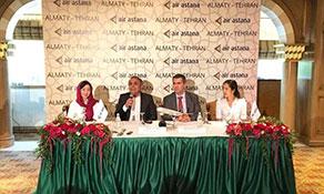 Air Astana introduces Iran service