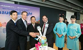 Xiamen Airlines starts third Australian route