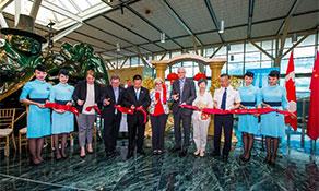 Xiamen Airlines debuts in North America