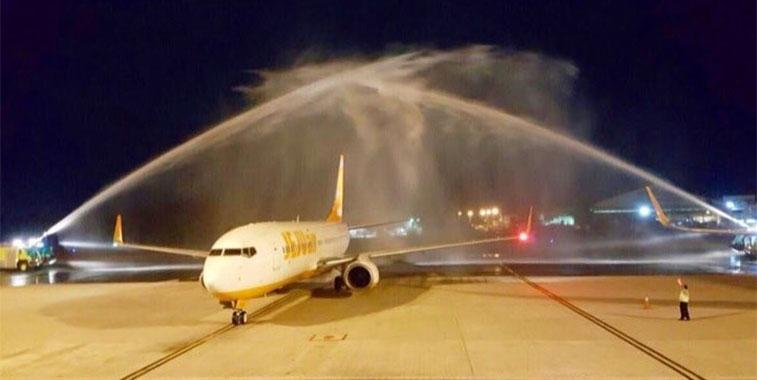 Jeju Air Seoul Incheon to Kota Kinabalu 20 Jul