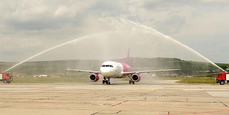 Wizz Air Bucharest to Cluj-Napoca 22 July