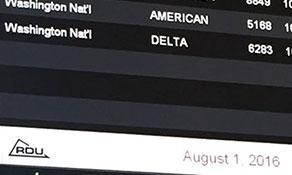 Delta Air Lines links Raleigh-Durham to Washington Reagan
