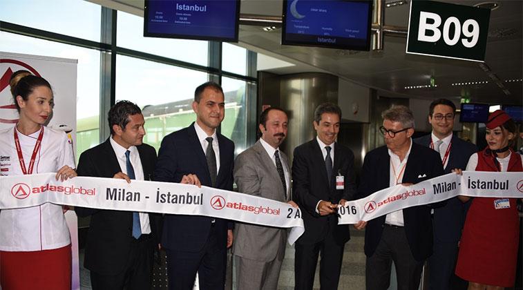 Atlasglobal adds its first Italian job