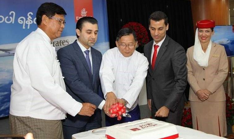Emirates launches Hanoi and Yangon tri-angular route