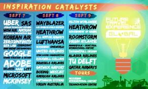 Just one week until North America's biggest passenger experience festival opens in Las Vegas!