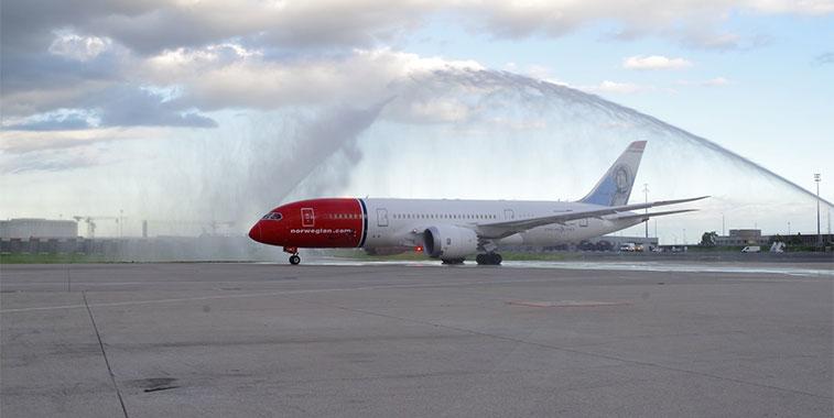 Norwegian Paris CDG to New York JFK 29 July