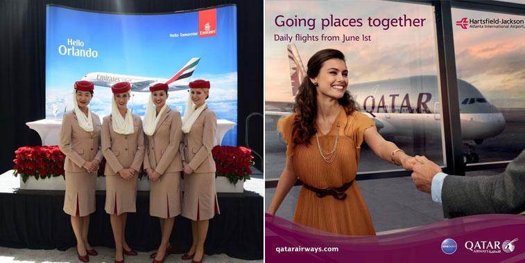 Qatar Airways leading Emirates for network choice-1