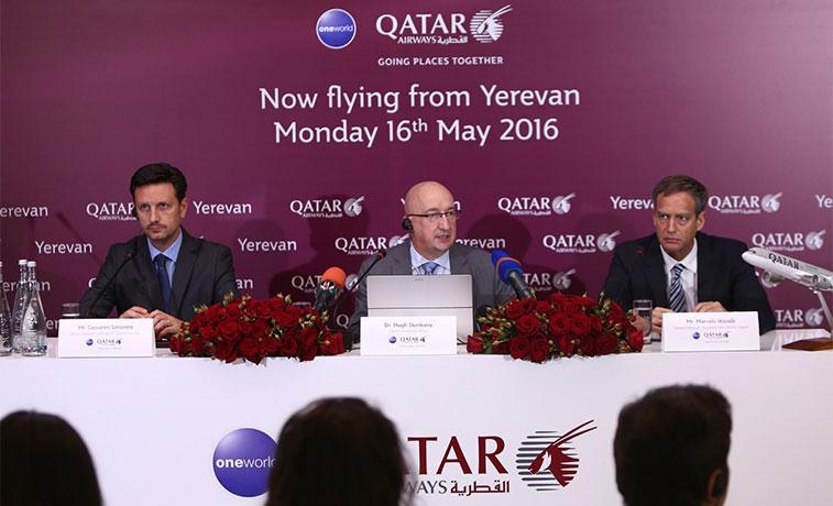 Qatar Airways leading Emirates for network choice