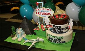 Frontier Airlines debuts Las Vegas duo