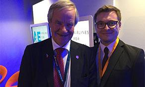 30-Second Interview - Bjørn Kjos, CEO, Norwegian