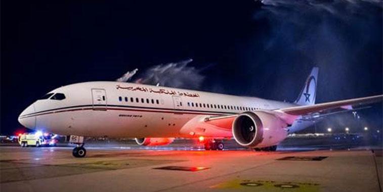 ftwa-Royal Air Maroc Casablanca to Washington Dulles 8 September