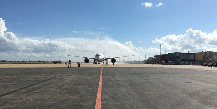 All Nippon Airways Tokyo Narita to Phnom Penh 1 September