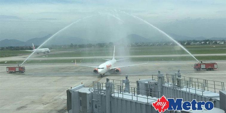FTWA-Malindo Air Kuala Lumpur to Hanoi 1 September