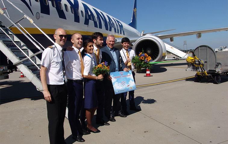 Ryanair opens Sofia base