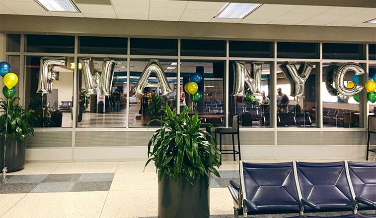 United Airlines commences regional route quartet