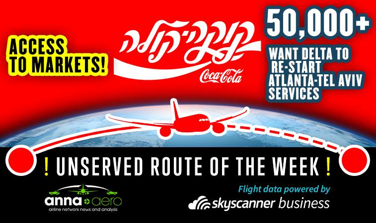 atlanta tel aviv is skyscanner unserved route of the atlanta tel aviv business