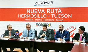 Aeromar makes Tucson its second US destination