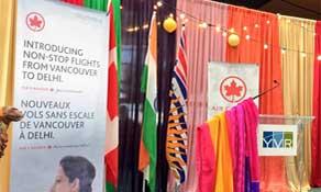 Air Canada debuts second Delhi service