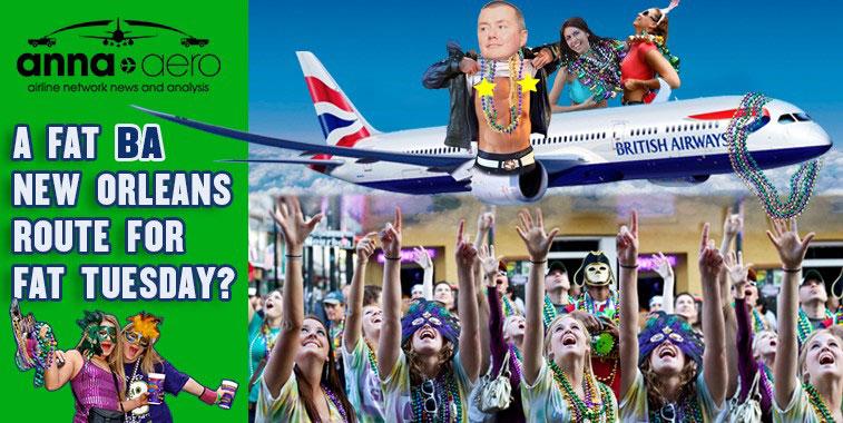 British Airways announces US destination #23 – New Orleans