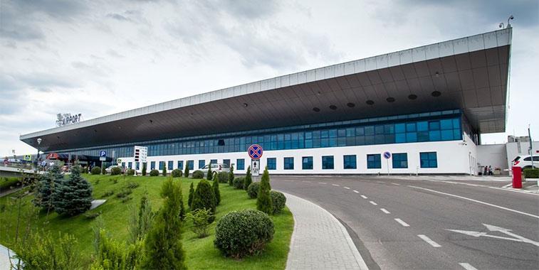 Chisinau International Airport – the main gateway to Moldova