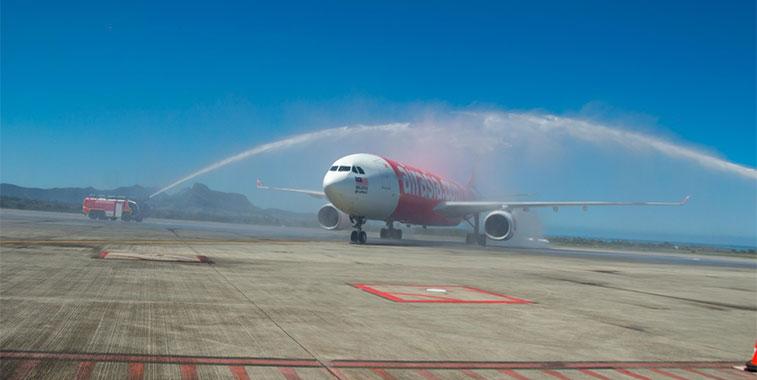 ftwa-AirAsia X Kuala Lumpur to Mauritius 4 October