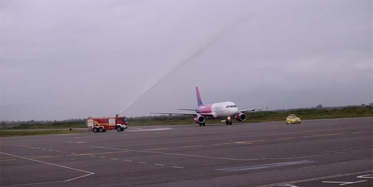 Wizz Air Kutaisi to Berlin Schönefeld 23 September