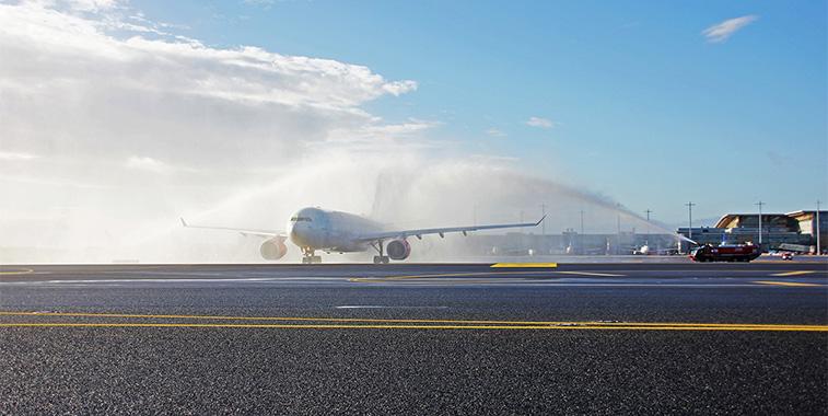 SAS Oslo Gardermoen to Miami 28 September