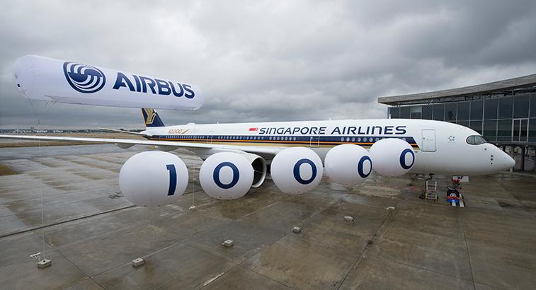 Singaporeairlines10000aircraft