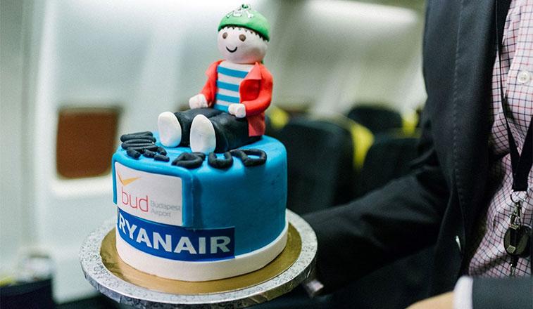 Cake 14 – Wizz Air Budapest to Fuerteventura