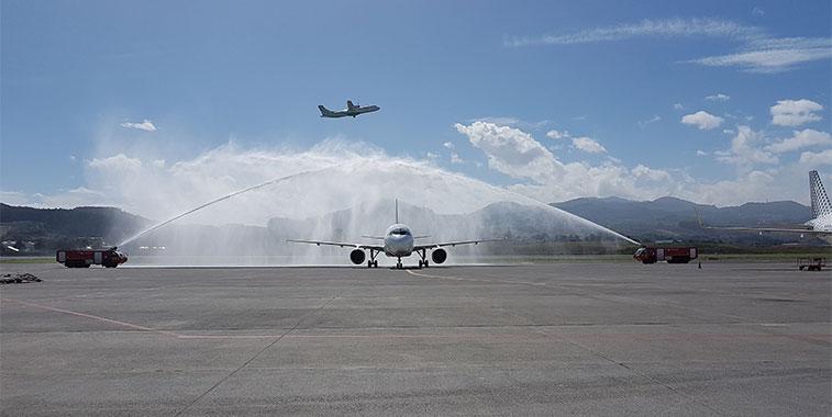 FTWA 2 – Alitalia Rome Fiumicino to Tenerife North