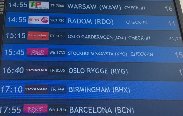 Gdansk's on course to hit four million passenger mark