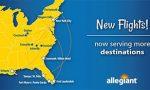 Allegiant Air arrives in New York