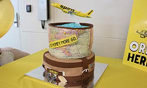 Spirit Airlines sets sail for Niagara Falls and Plattsburgh