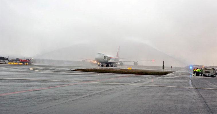 FTWA 1 – Cargolux New York JFK to Oslo Gardermoen