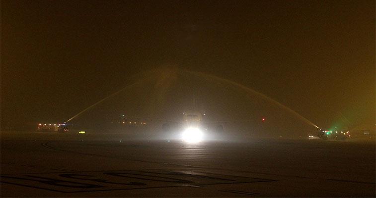 FTWA 13 – Mahan Air Mashhad to Delhi