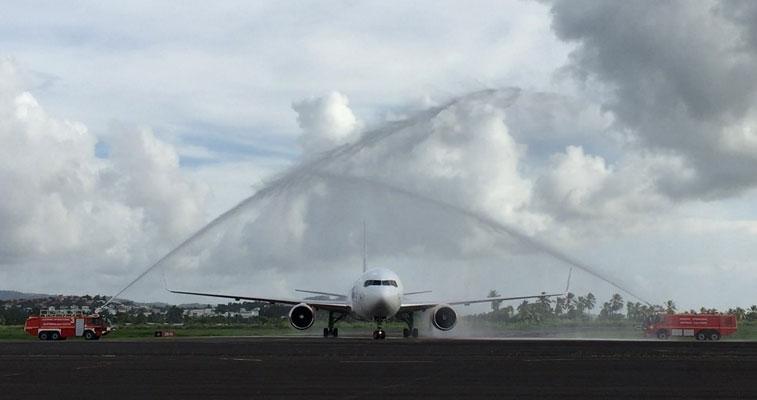 FTWA 16 – Condor Frankfurt to Fort-de-France