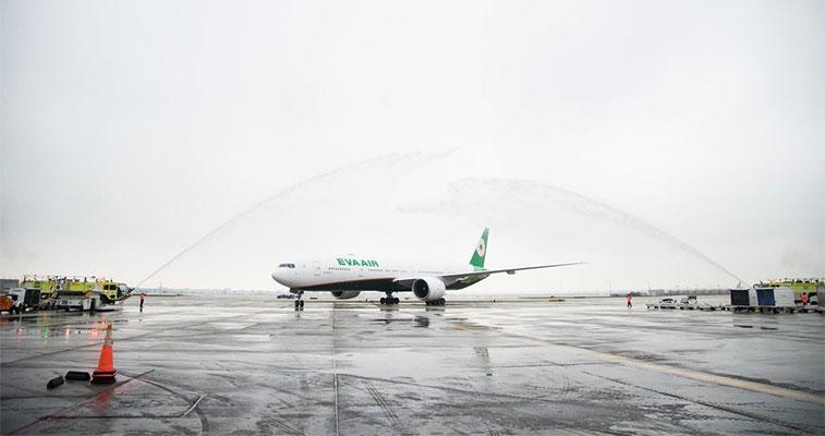 FTWA 6 – EVA Air Taipei Taoyuan to Chicago O'Hare